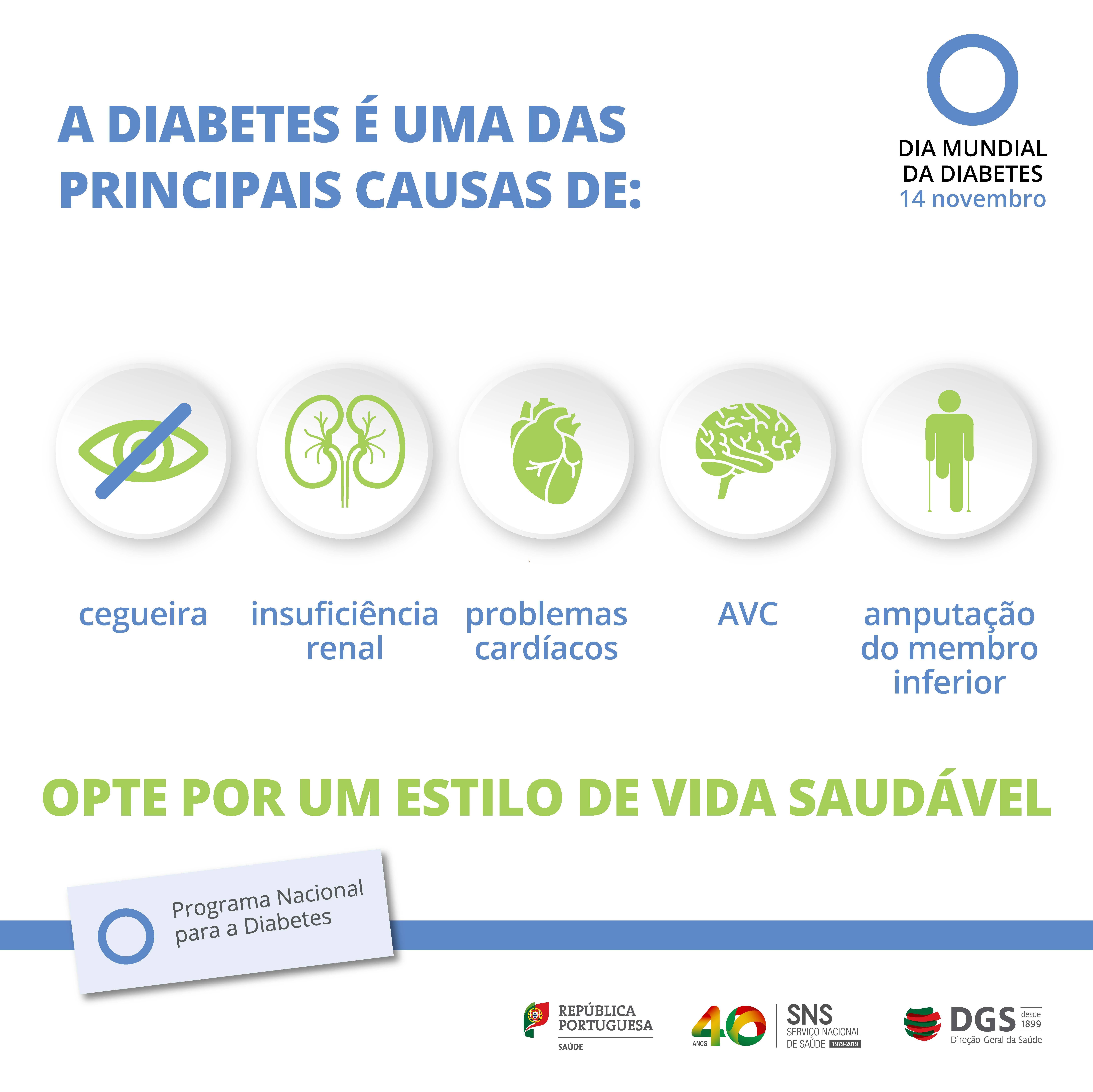 folheto informativo diabetes mellitus
