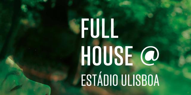 Full House_Estádio Universitário de Lisboa