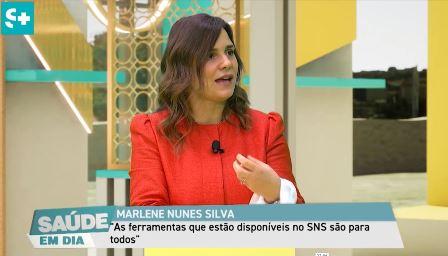 Entrevista ao Canal Saúde+