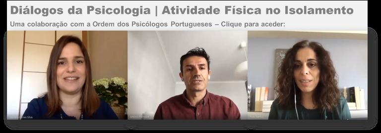 Diálogos da Psicologia - AF e isolamento