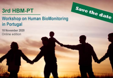 3rd HBM-PT Workshop em Biomonitorização Humana em Portugal