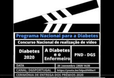 DGS entregou prémios do concurso de filmes sobre a Diabetes