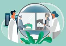 DGS divulga novos materiais sobre saúde ocupacional