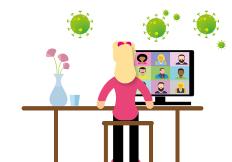 """Retomado o ciclo de conferências virtuais """"Conversas em Tempo de Pandemia"""