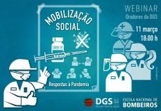 """Projeto da DGS forma """"agentes de saúde pública"""" de proximidade"""