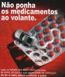 Condução e medicamentos