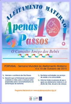 Semana Mundial do Aleitamento Materno 2010 (SMAM2010)