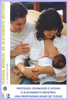 Semana Mundial do Aleitamento Materno 2006 (SMAM2006)