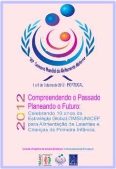 Semana Mundial do Aleitamento Materno 2012 (SMAM2012)