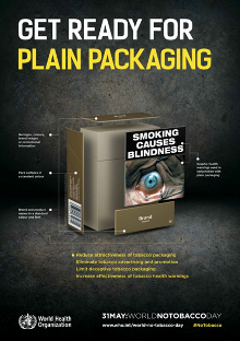 Dia Mundial sem Tabaco 2016