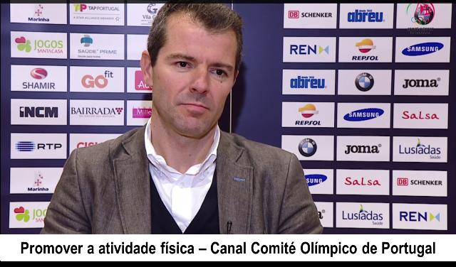 Entrevista Prof. Pedro Teixeira ao Canal COP