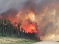 Recomendações em caso de incêndio
