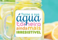 EPAL lança o primeiro livro de receitas com Água da Torneira