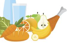 Cuidados alimentares e atividades para crianças em tempos de COVID-19