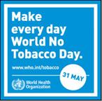 Dia Mundial sem Tabaco - 31 de Maio de 2009