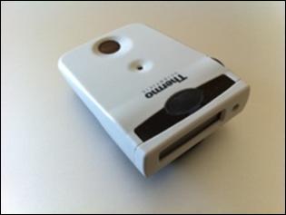 Dosímetro pessoal eletrónico (EPD)