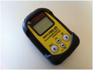 Detetor de radiação