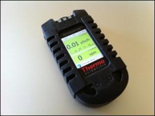 Detetor de radiação com capacidade de identificação de radionuclidos