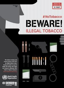Dia Mundial sem Tabaco 2015