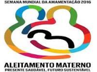 Semana Mundial do Aleitamento Materno - 3 a 7 de outubro