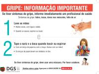 Equipa de Castro Verde propõe 7 Passos para Prevenir a Gripe