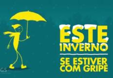 DGS lança vídeo de etiqueta respiratória