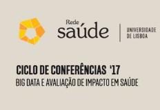 Ciclo de Conferências da redeSAÚDE