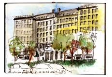 Exposição e leilão de desenho no IPO Lisboa