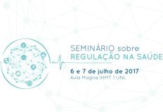 Seminário sobre regulação na Saúde