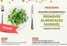 Estratégia Interministerial para Promover a Alimentação Saudável