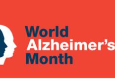 Dia Mundial da Pessoa com Doença de Alzheimer - 21 de setembro