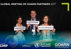 GOARN - Global Meeting of Partners 2017