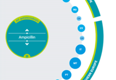 Resistência antimicrobiana continua a aumentar