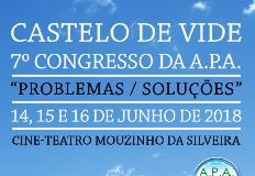 7º Congresso da Associação Psiquiátrica Alentejana (APA)