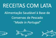Receitas com lata – Alimentação Saudável à Base de Conservas de Pescado
