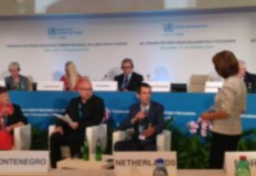 DGS participa em debate promovido pela OMS Europa sobre Estratégia de saúde e bm-estar dos homens