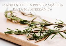 Manifesto pela preservação da Dieta Mediterrânica em Portugal