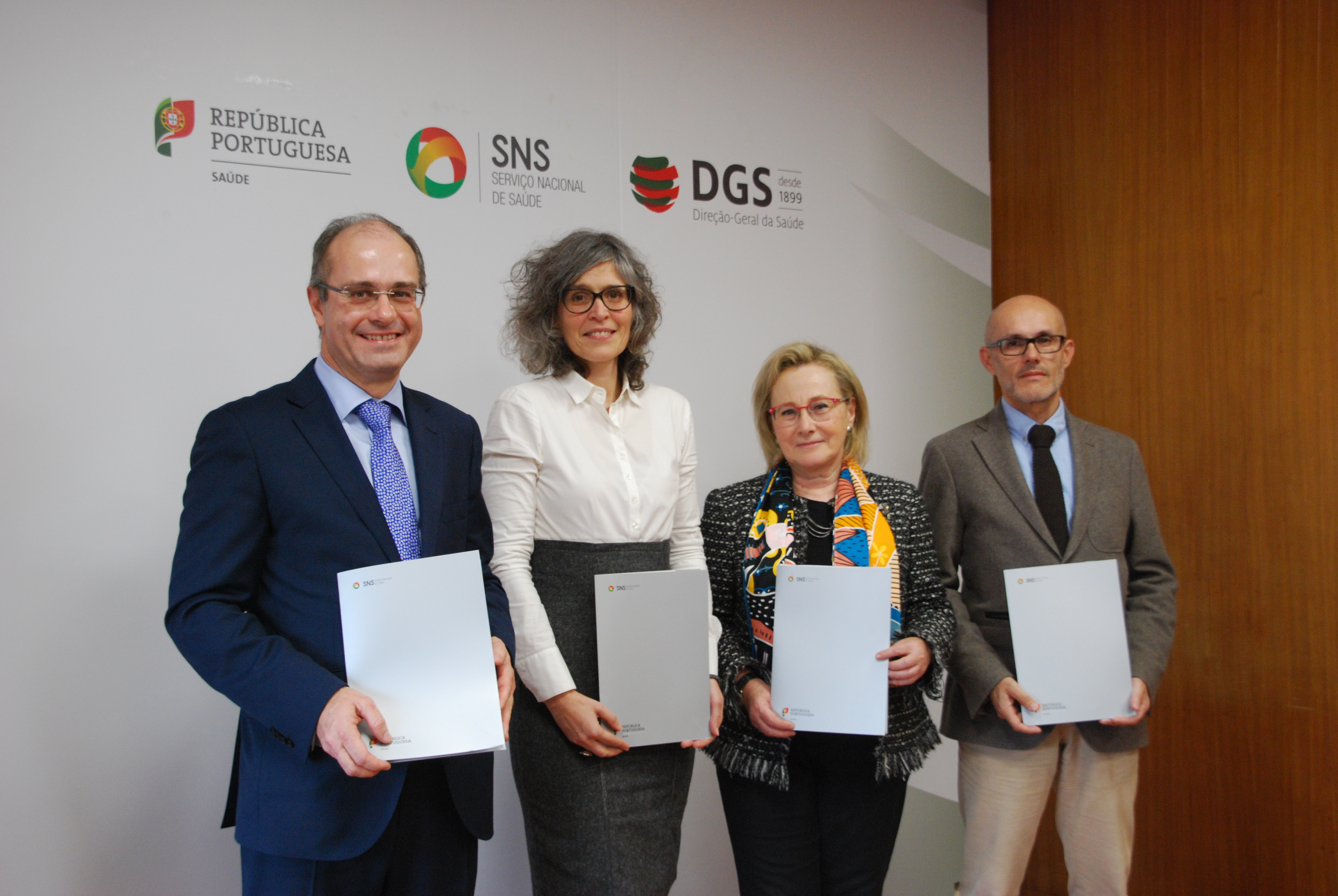 DGS assina protocolo na área da Segurança Infantil