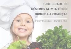 Publicidade de géneros alimentícios dirigida a crianças