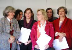 Assinatura de Protocolo Programa LeR + dá Saúde
