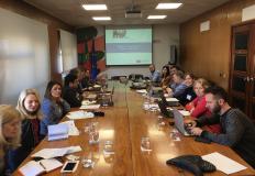 Reunião internacional do InfAct - Ação da Comissão Europeia em Informação em Saúde