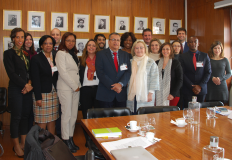 Portugal e Cabo Verde reunem-se na DGS no âmbito da Subcomissão de Saúde