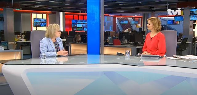 Entrevista TVI
